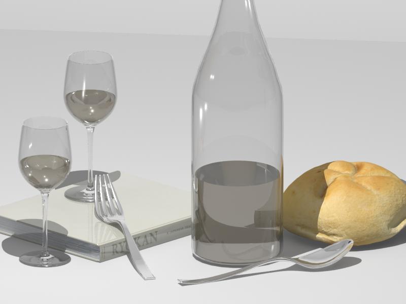 PAC2 animació 3D minimalista 01